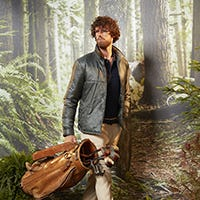 Fall winter 20-21 campaign man golf